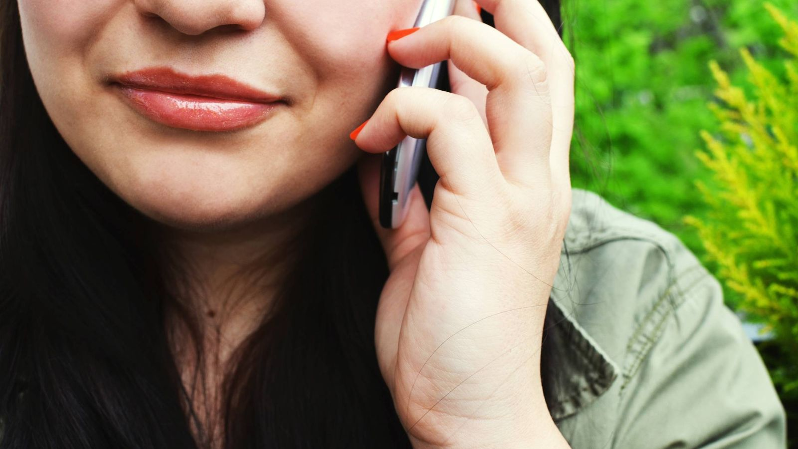 """Foto: Podemos """"oir"""" los gestos de alguien que nos llama por teléfono. (Pexels)"""