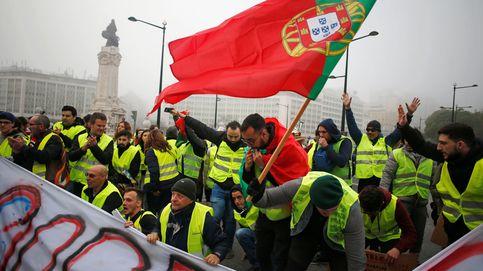 ¿Por qué han fracasado los chalecos amarillos en Portugal?