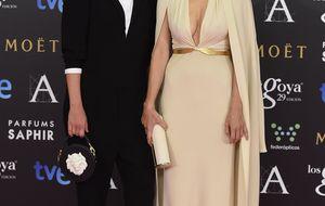 Elena Anaya y Beatriz Sanchís, dos ex muy bien avenidas en los Premios Goya