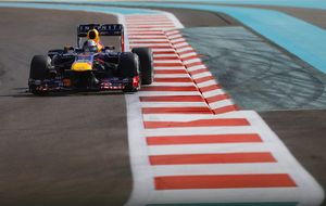 Sebastian Vettel da otro paso al frente y Ferrari uno hacia atrás