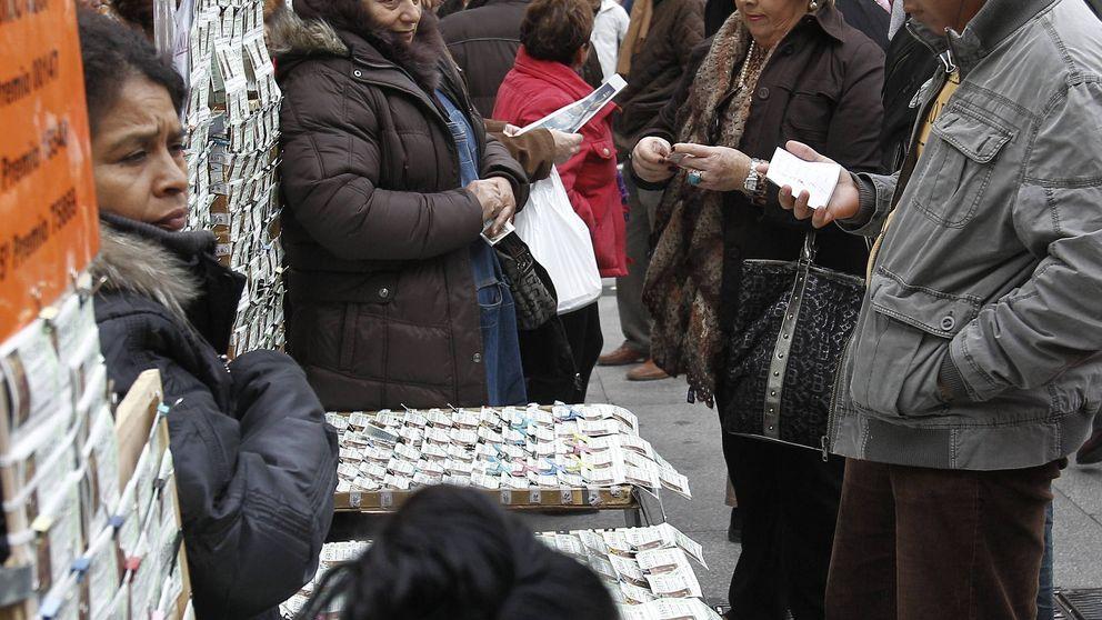 Los británicos compran más Lotería que los españoles