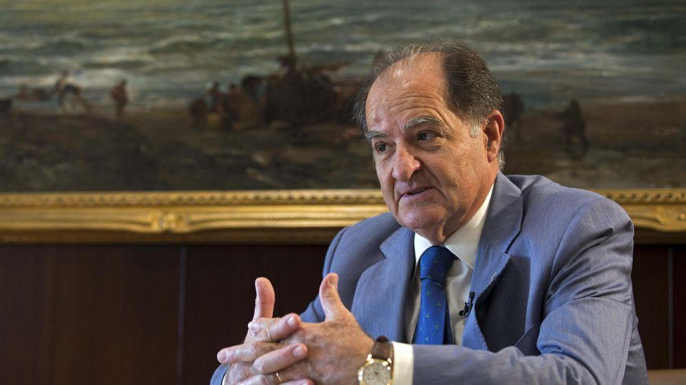Foto: El presidente de la aseguradora Catalana Occidente, José María Serra. (EFE)