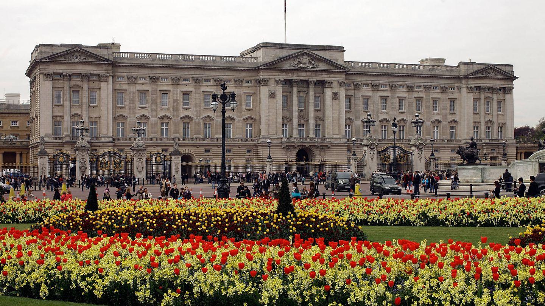 Palacio de Buckingham, en un imagen de archivo. (Getty)