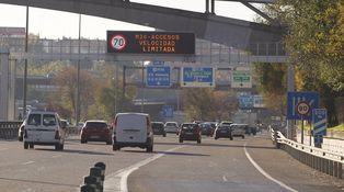 El Ayuntamiento de Madrid, contra el automóvil