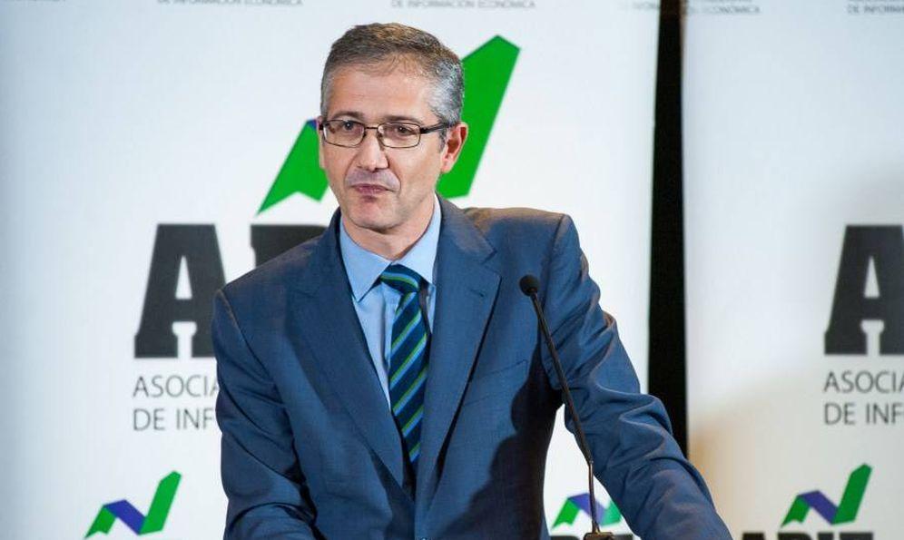 Foto: Pablo Hernández de Cos, gobernador del Banco de España (APIE)