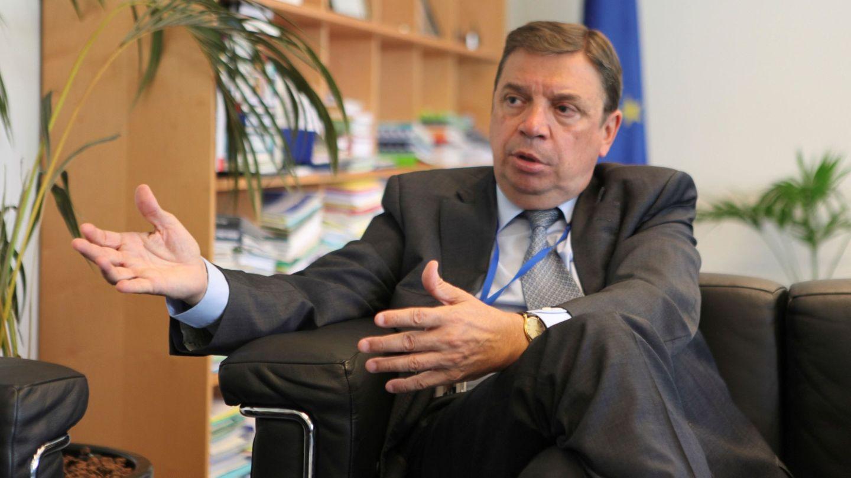 Luis Planas, ministro de Agricultura. (EFE)