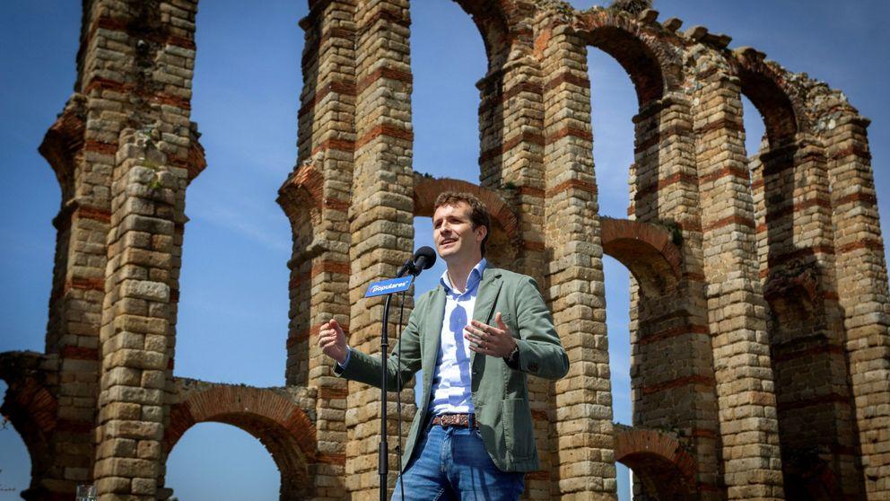 Casado señala que Feijóo será lo que quiera si él es presidente de España
