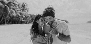 Post de Ana Boyer y Fernando Verdasco ya están en el hospital para dar a luz a su primer hijo