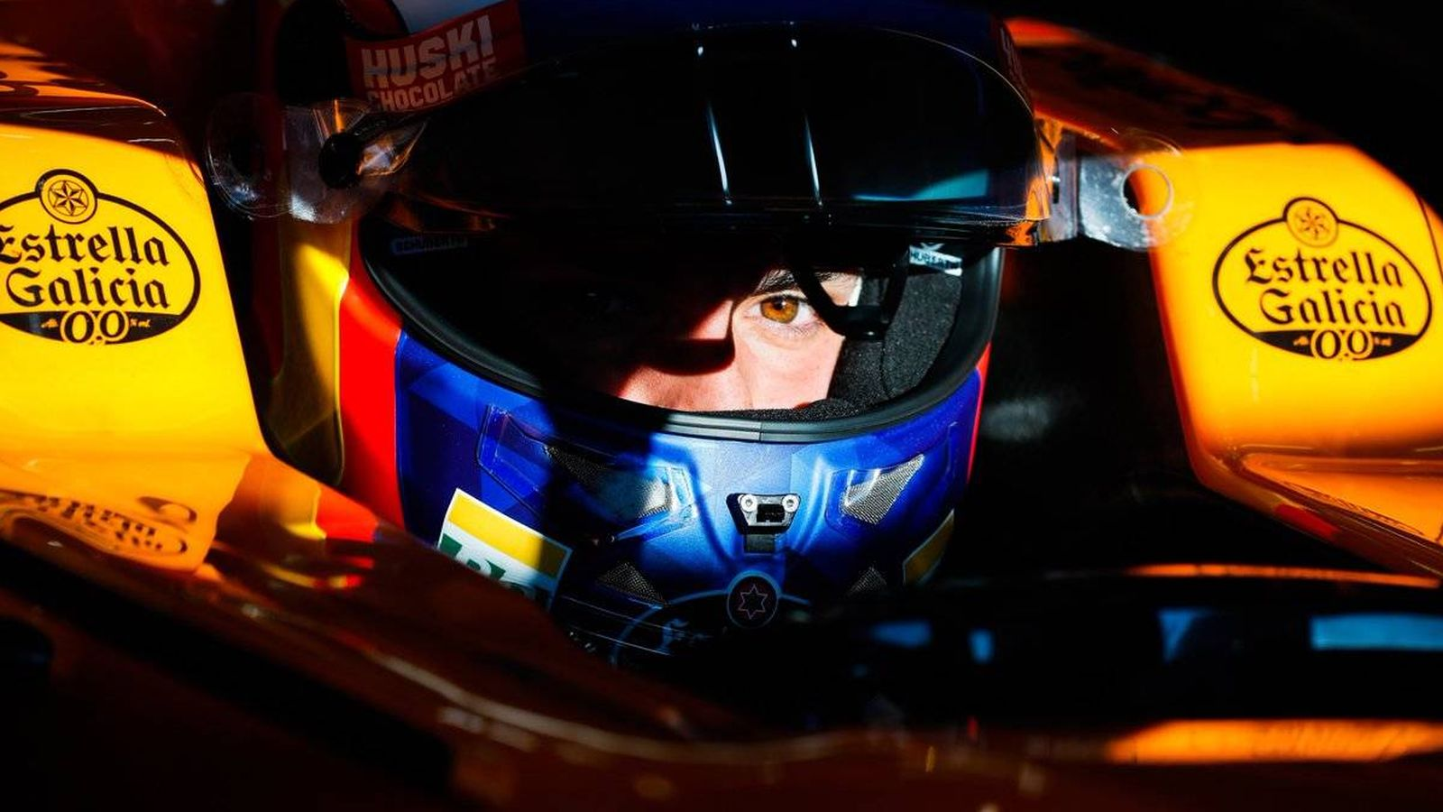 Foto: Carlos Sainz logró el mejor tiempo de la pretemporada hasta el momento. (McLaren)