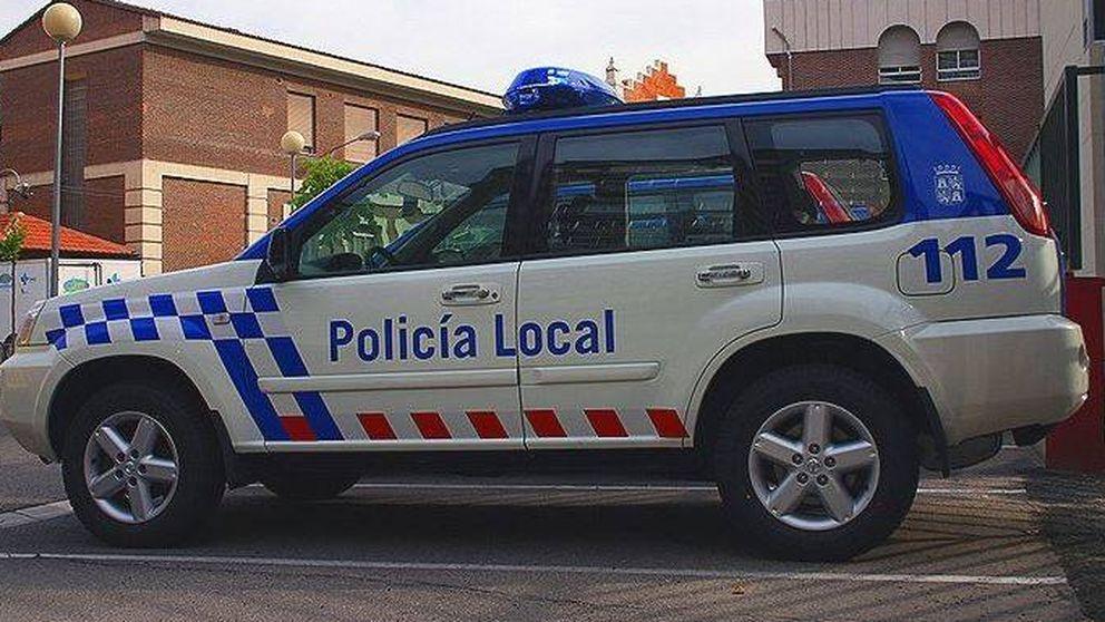 Muere un motorista de 67 años en un accidente en el barrio de Castañares (Burgos)