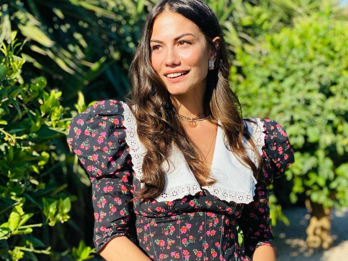 Foto: La actriz turca Demet Özdemir. (Instagram @demetozdemir)