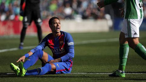 El Barcelona se la pega y se esfuerza en no hablar de los árbitros