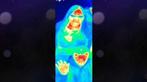 Descubre que tiene cáncer de mama en una atracción con una cámara térmica
