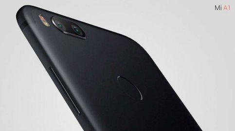 Xiaomi Mi A1, con Android puro y un precio rompedor
