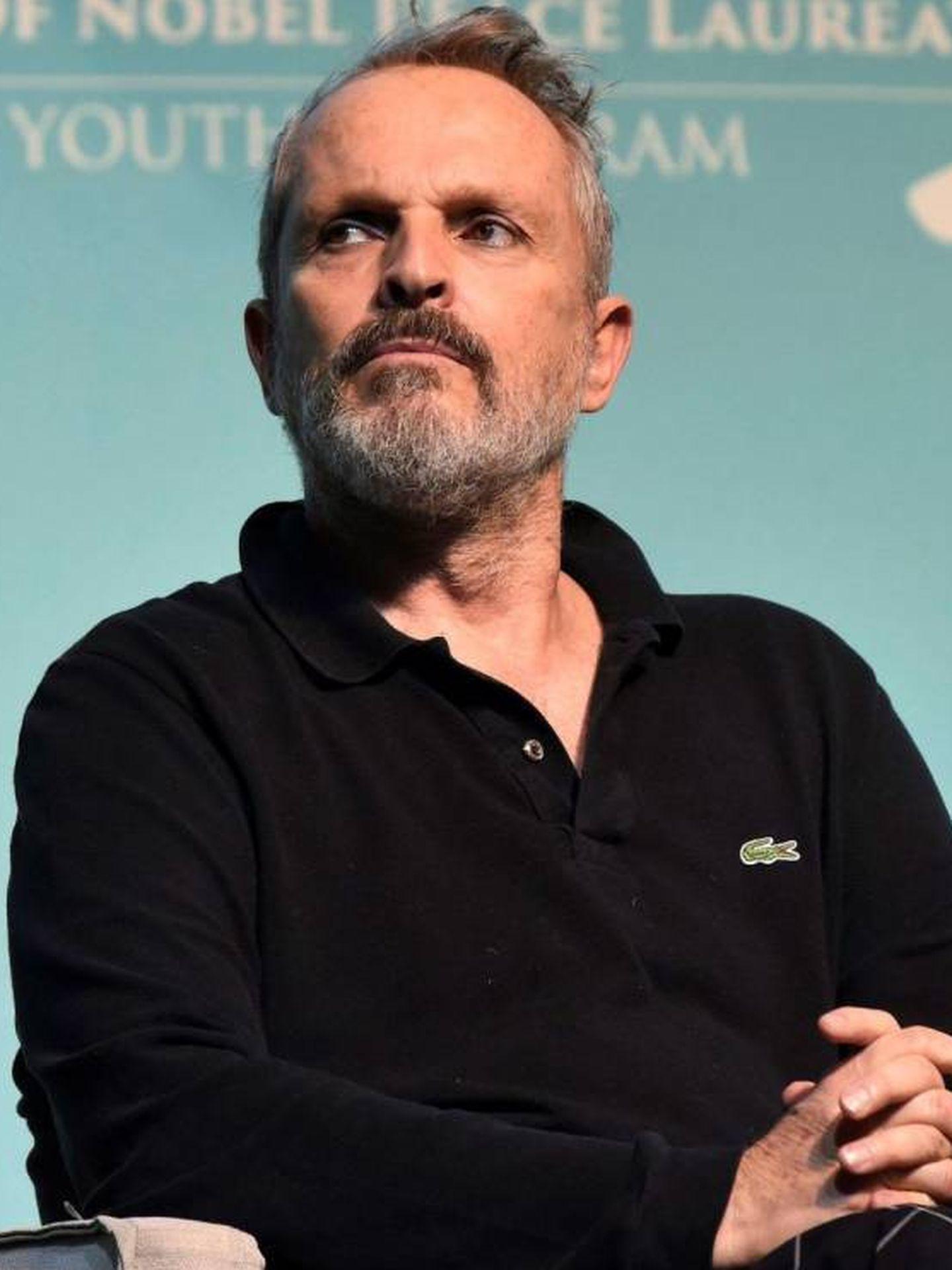Miguel Bosé. (EFE)