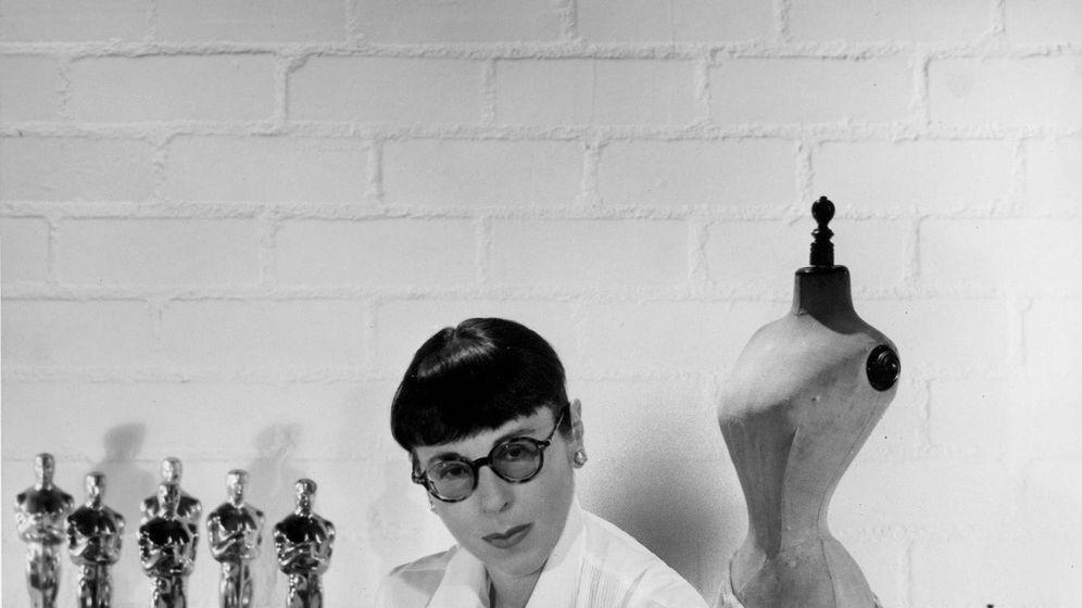 Foto: Edith Head en una imagen de archivo. (Cordon Press)