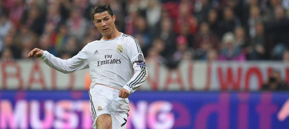 Foto: Cristiano Ronaldo no llegará a tope a la final de Lisboa.