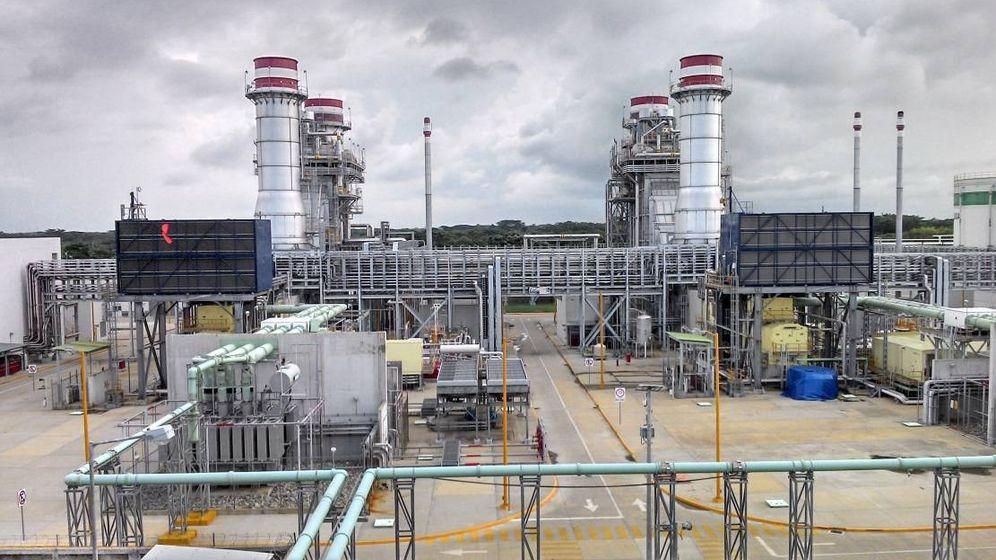 Foto: Construcción de una planta en México. (Abengoa)