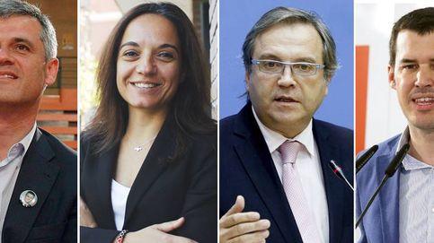 La batalla de Madrid: tres candidatos de Susana para derrotar a la patxista Sara