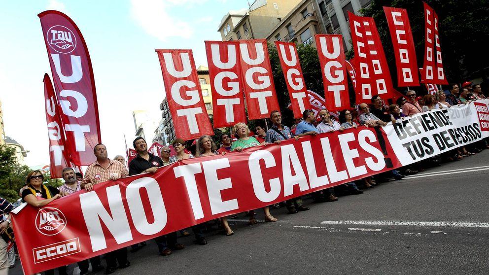 Patronal y sindicatos acuerdan una subida salarial del 1% para 2015