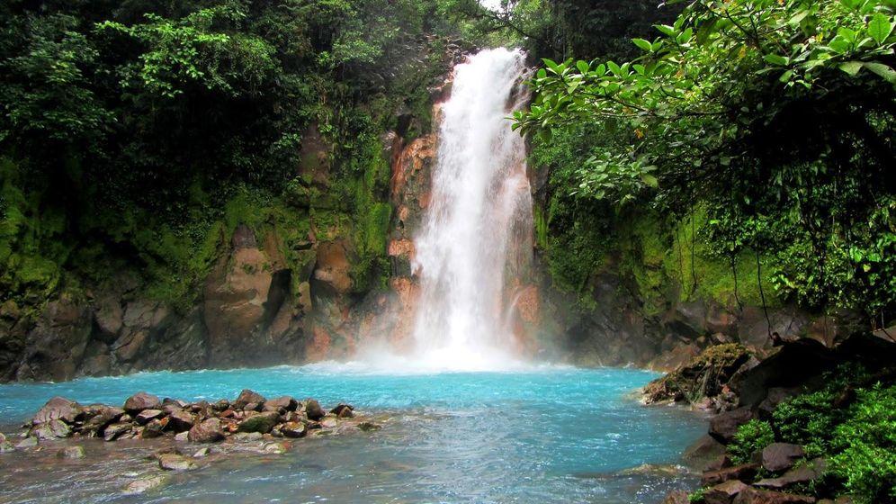 Foto: Energía sostenible proporcionada por el agua