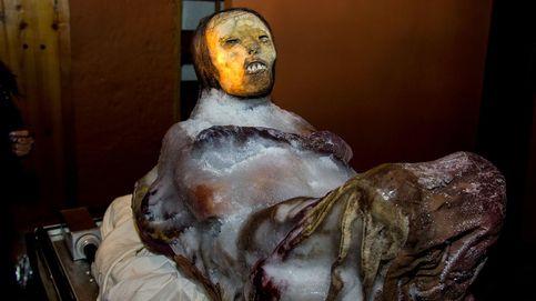 Juanita, la momia inca congelada