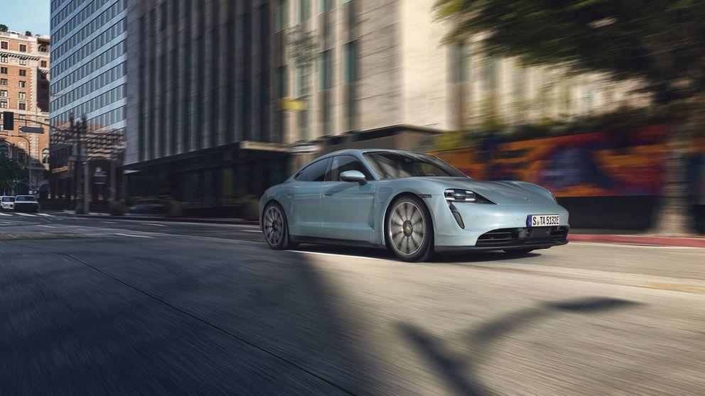 El potente coche eléctrico de Porsche... y por qué será difícil que lo veas circular