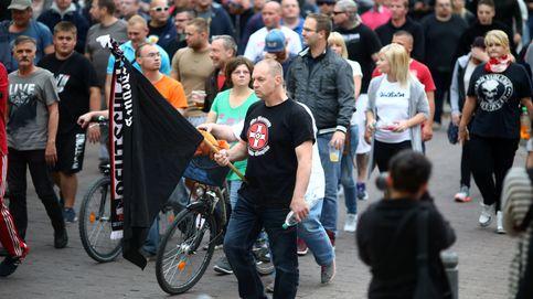 Nueva marcha contra la inmigración tras la muerte de un joven en el este de Alemania
