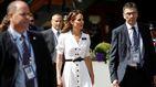 Kate Middleton: en Wimbledon, sin Meghan Markle y con un lookazo
