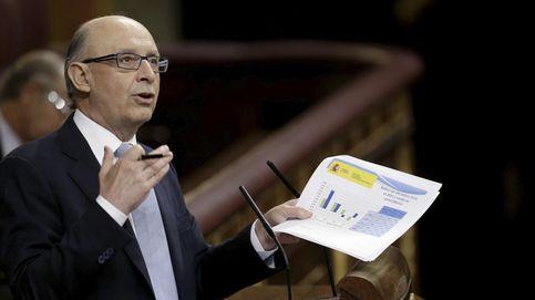 El déficit del Estado cae un 17% en los siete primeros meses del año