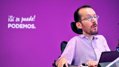 El Ayuntamiento de Madrid expedienta a Echenique por hacer obras sin permiso