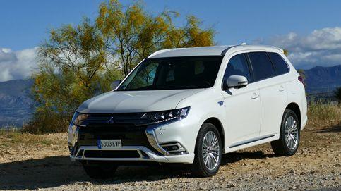 La prueba del Mitsubishi Outlander o por qué es la antesala al coche eléctrico