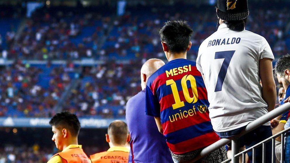 Mi primer Madrid-Barcelona en estado independiente (como ex del Barça)