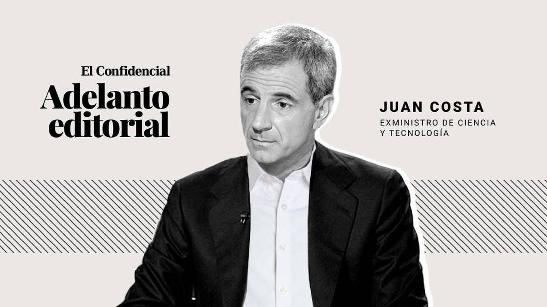 Solo para suscriptores   El futuro del capitalismo, según Juan Costa