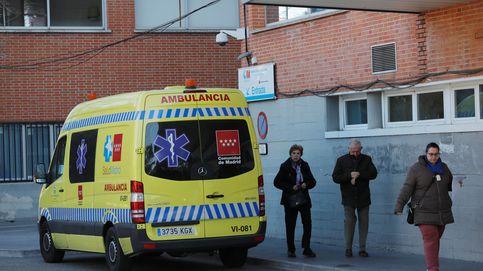 Contagio de sanitarios y UVI colapsadas: la prueba de fuego que vivirá Madrid