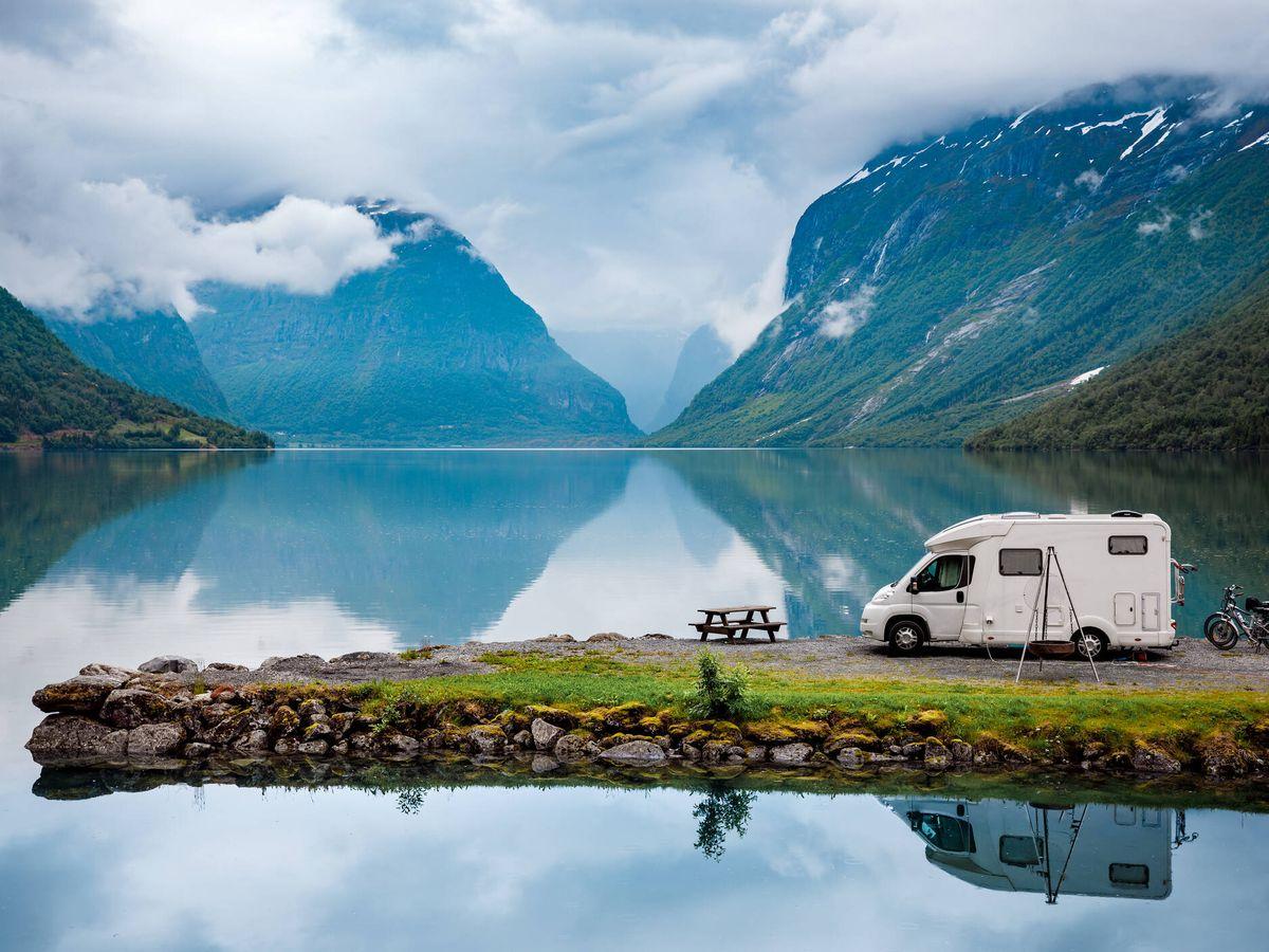 Foto: Vacaciones en familia y en la naturaleza. (iStock)
