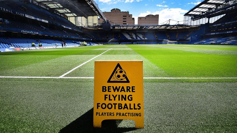 El estadio de Stamford Bridge. (Reuters)