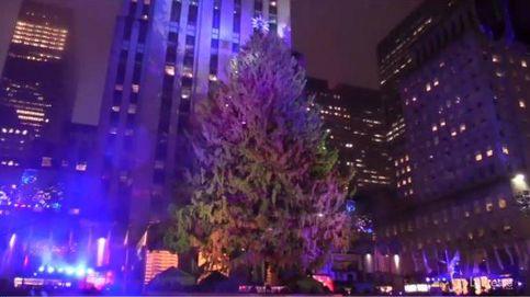Encendido del árbol del Rockefeller Center que da comienzo a la Navidad 2016
