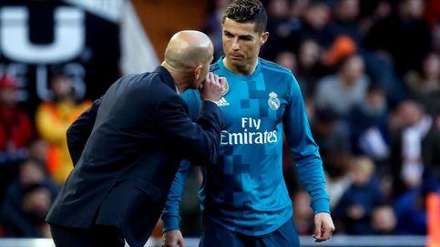 Zidane ya solo se fía de los titulares para aguantar de pie hasta final de temporada