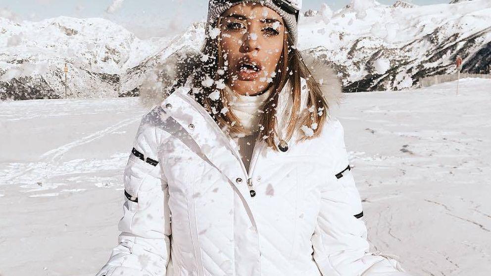 ¿Has visto la avalancha de influencers en la nieve? Todas posan a pie de montaña