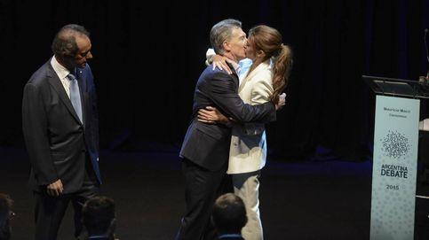 Awada, Macri y la verdadera historia del beso que cambió la política argentina