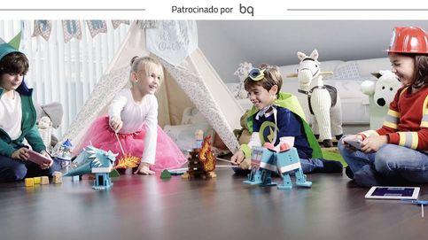¿Quieres regalar tecnología a tus hijos? Cinco juguetes educativos españoles