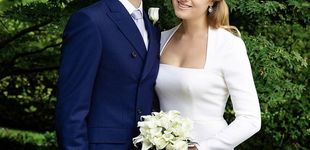 Post de Nueva boda real: la sobrina de Isabel II se casa en secreto y este es su vestido