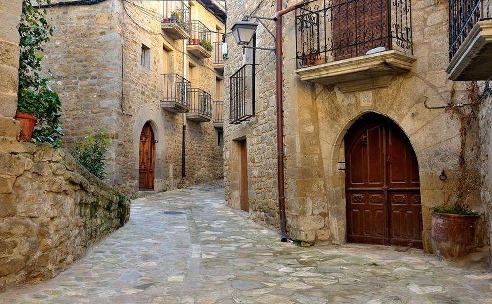 Foto: La judería de Sos del Rey Católico, directa a tu Instagram. (Cortesía Turismo Ayuntamiento)