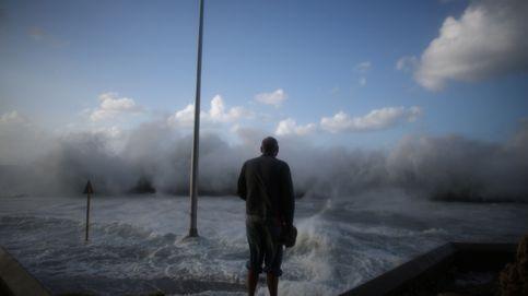 Malecón agitado