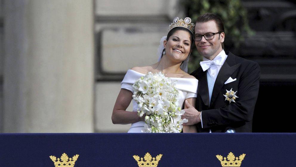 Los 8 mejores looks (y los 4 peores) de la boda de Victoria de Suecia, tras una década