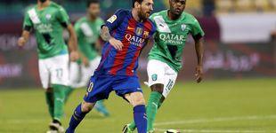 Post de Paco Alcácer se estrena en Qatar como goleador con el Barcelona