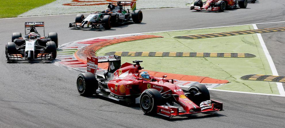 Foto: Imagen del último Gran Premio de Monza.