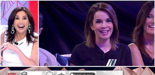 Post de Tenso encuentro entre Marta Flich y Cristina Seguí en los baños de Telecinco