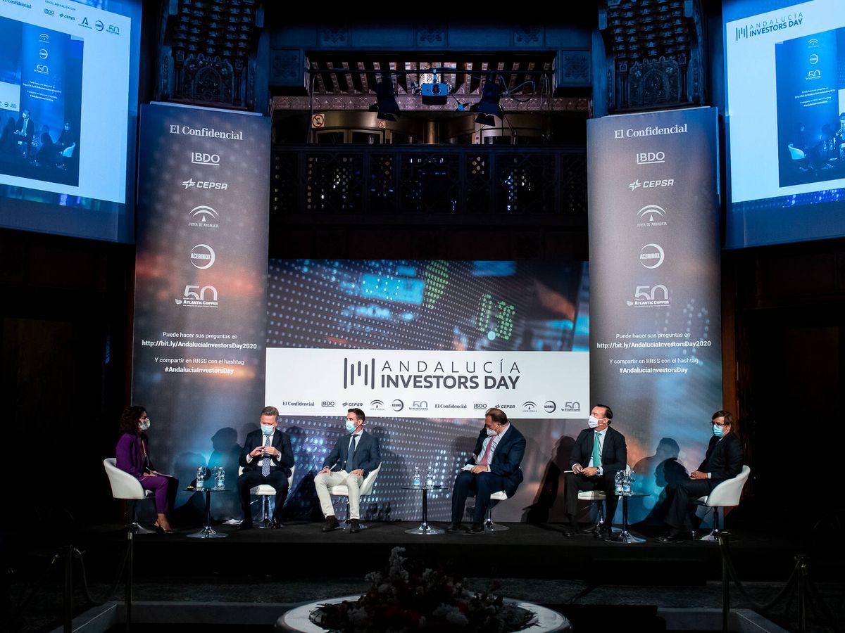 Foto: II edición del Andalucía Investors Day.